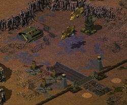 Reinforcements land at Phoenix Base