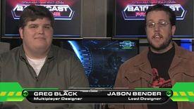 Jason Bender is on the right side near Greg Black