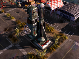 The Krasna-45 launchpad