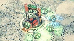 A Refueling Station