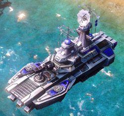 RA3 Assault Destroyer water.jpg