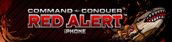 CnC Red Alert iPhone Logo.png