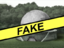 Fake radar dome