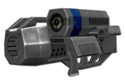 A Merlin Personal Ion Cannon