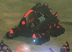 Nod Defense Crawler
