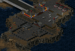 The Nod island prison