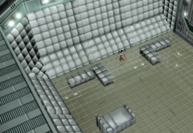 Yuriko awakens in her cell