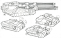 CNCW Mammoth Turret Concepts Lineart.png