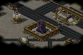 Yuri's missile silo