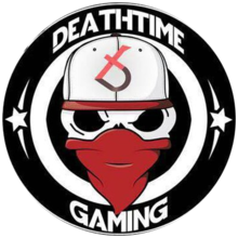 Deathtime Gaminglogo square.png