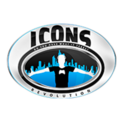IcoNs Blue