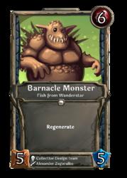 Barnacle Monster