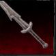 Épée à deux mains ancienne