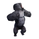 Taxidermied Gorilla