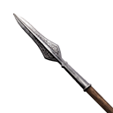 Exceptional Steel Spear