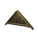 Insulated Wood Wall Cap