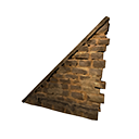 Left Sloping Stonebrick Wall Official Conan Exiles Wiki