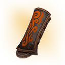 Flawless Khitan Mercenary Bracers
