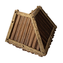 Wooden Rooftop Corner