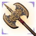 Flawless Khitan War-axe