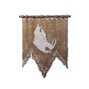 Hanging War Banner