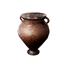 Stygian Earthenware Jug