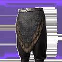 无暇的西米里亚钢制裙甲