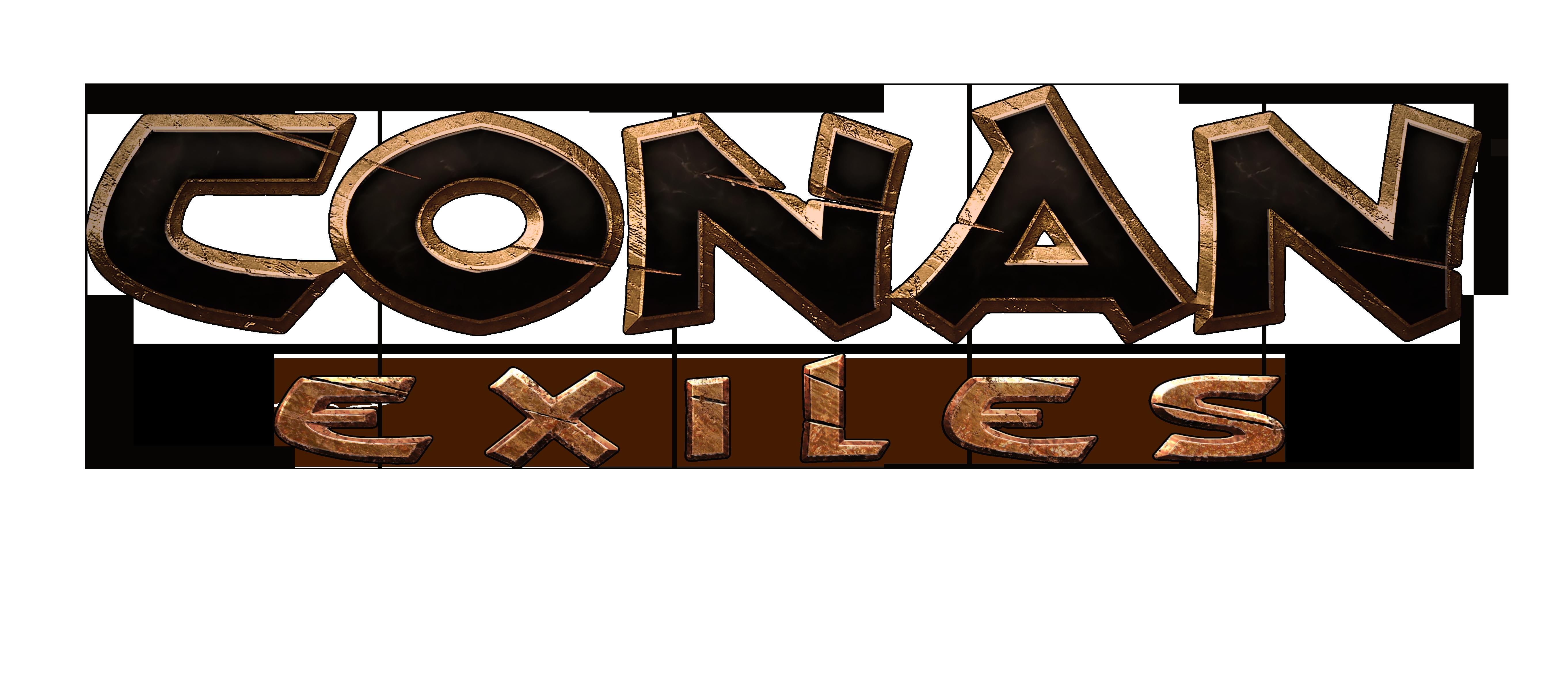 File:Conan Exiles logo.png