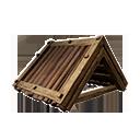 Wooden Rooftop