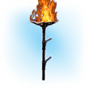 Aquilonian Wall Torch
