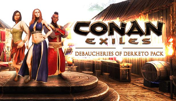 Conan Exiles - Debaucheries of Derketo Pack.jpg