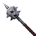 Flawless Hardened Steel Mace
