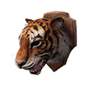 老虎战利品