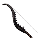 Icon dragonhorn bow black.png