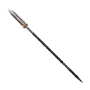 Flawless Hardened Steel Javelin