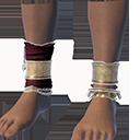 Zamorian Dancer Anklets
