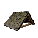 Insulated Wood Rooftop
