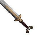 Exceptional Hardened Steel Sword