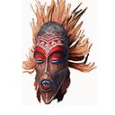 Darfari Speaker Mask
