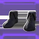 卡姆布佳萨满靴子