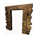 Stonebrick Doorframe