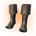 Exceptional Turanian Mercenary Boots
