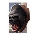Gray Ape Trophy