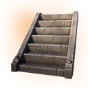 Turanian Stairs (rail)
