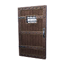 Heavy Reinforced Door