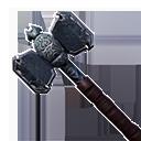 Star Metal Repair Hammer