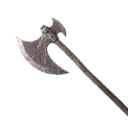Flawless Two-Handed Iron Great Axe