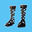 Exceptional Aquilonian Scout Sandals