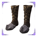 Hyperborean Slaver Boots