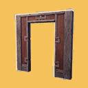 Khitan Doorframe